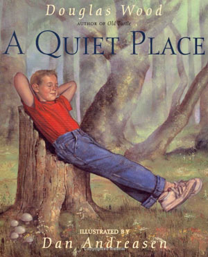 Book cover for A Quiet Place