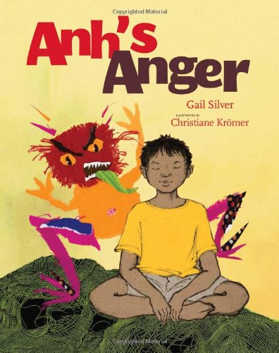 Book cover for Anh's Anger