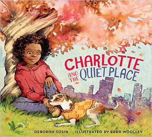 Book cover for Charlotte and the Quiet Place