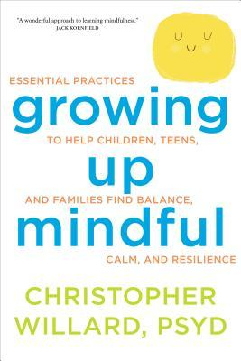 Book cover for Growing Up Mindful