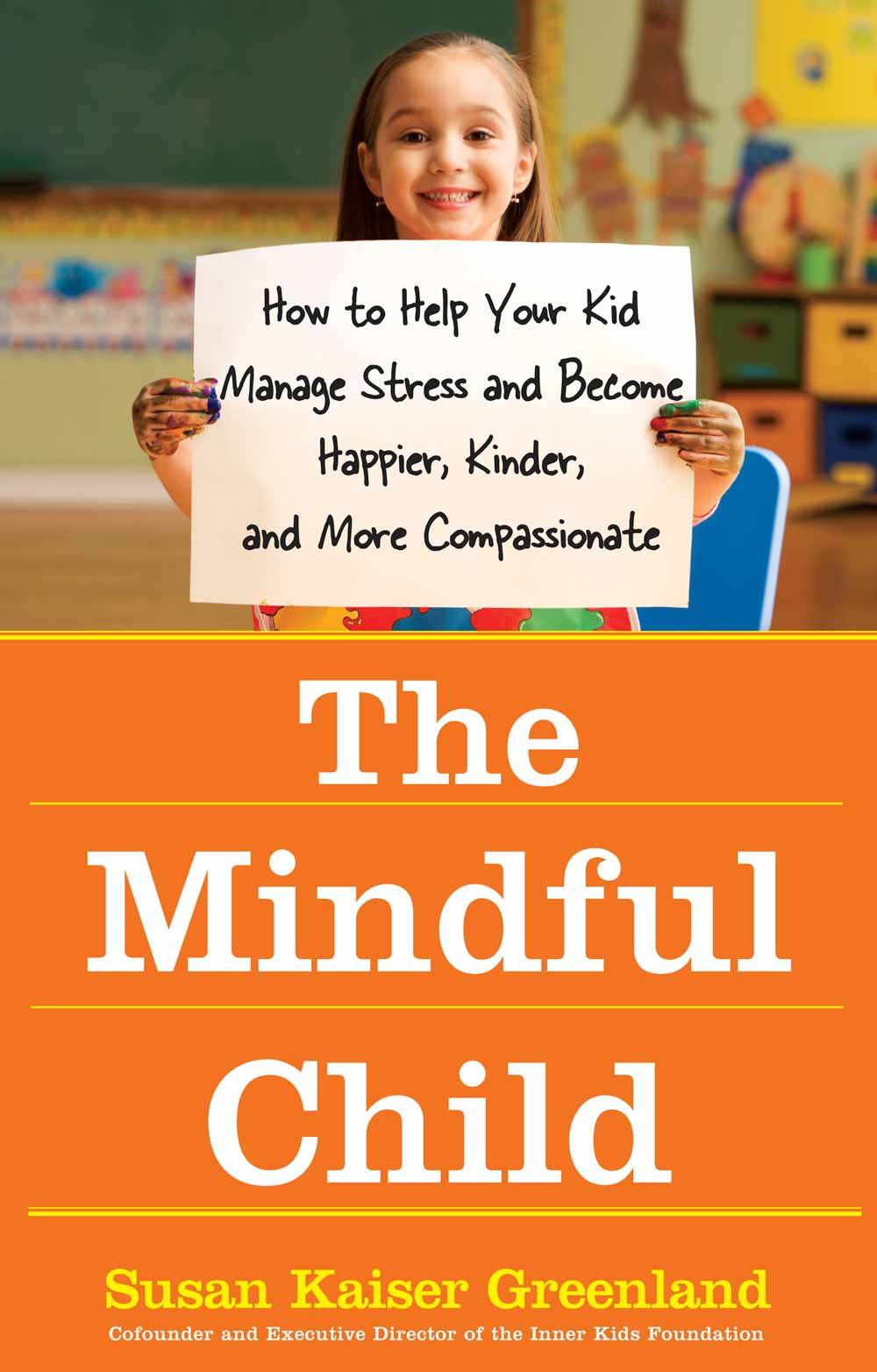 book cover for The Mindful Child