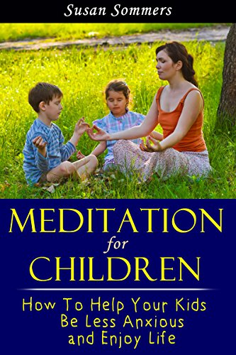 Book cover for Meditation for Children
