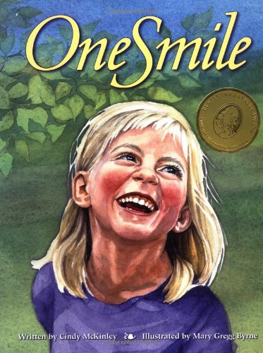 Book cover for One Smile