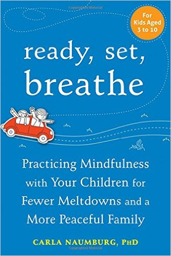 Book cover for Ready, Set, Breathe