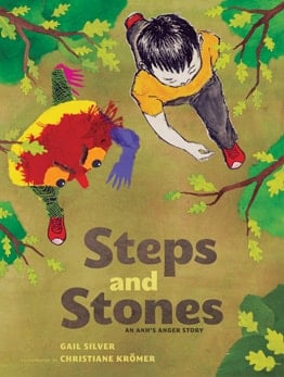 Book cover for Steps and Stones: An Anh's Anger Story