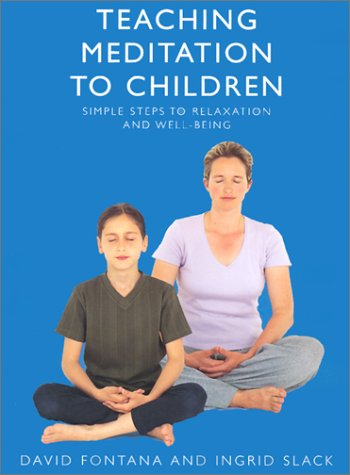 Book cover for Teaching Meditation to Children