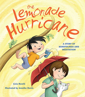 Book cover for The Lemonade Hurricane