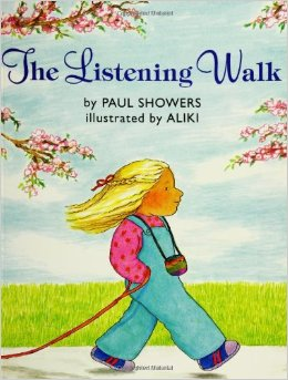 Book cover for The Listening Walk