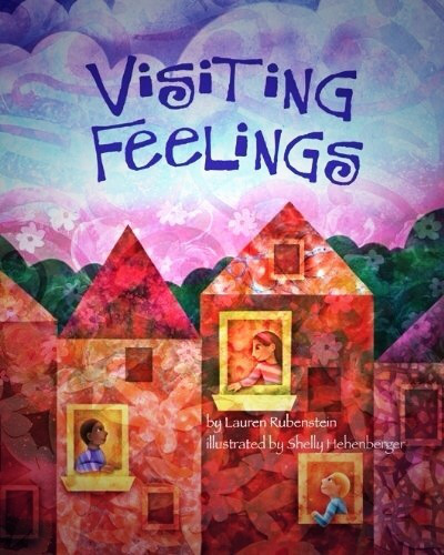 Book cover for Visiting Feelings