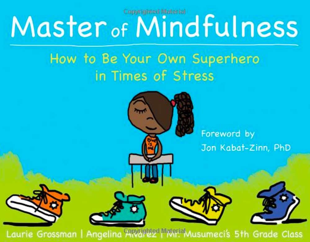 Book cover for Master of Mindfulness