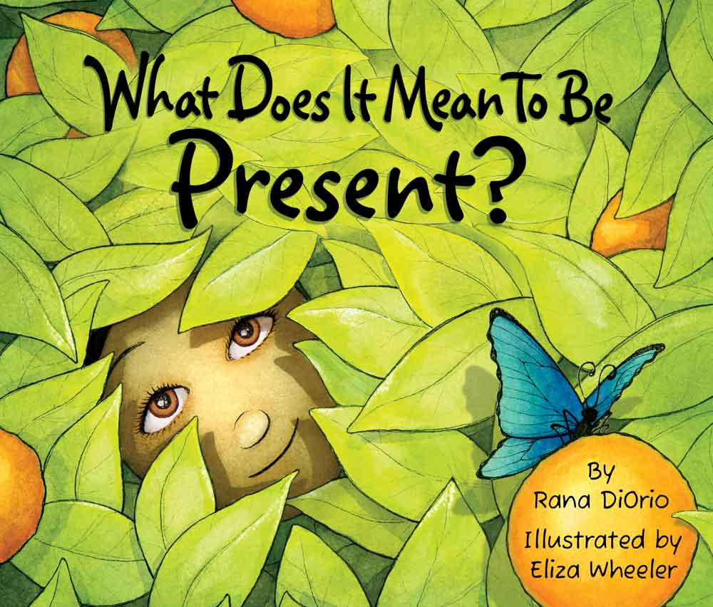 Book cover for What Does It Mean to Be Present?