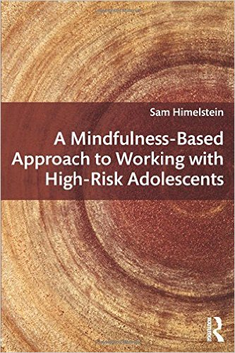 Book cover for Mindfulness Approach with High-Risk Teens