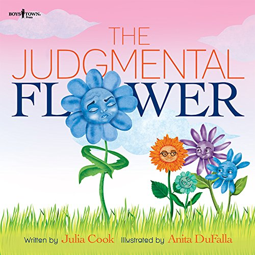 Book cover for The Judgmental Flower