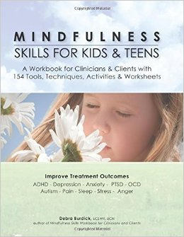 Book cover for Mindfulness Skills for Kids and Teens