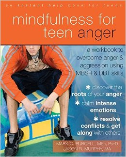 Cover for Mindfulness for Teen Anger