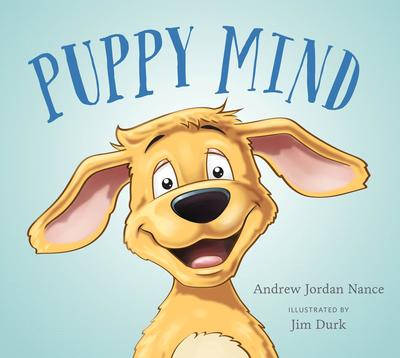 Book cover for Puppy Mind