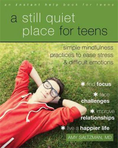 Book cover for A Still Quiet Place for Teens