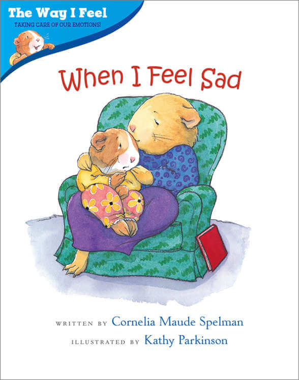 Book cover for When I Feel Sad