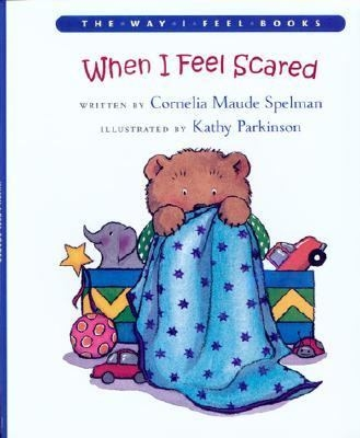 Book cover for When I Feel Scared