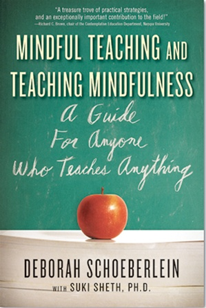 Book cover for Mindful Teaching and Teaching Mindfulness