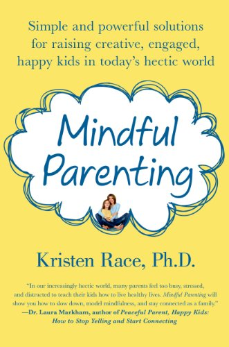 Book cover for Mindful Parenting