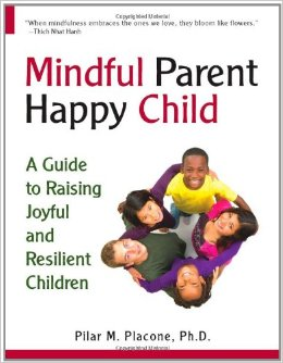 Book cover for Mindful Parent Happy Child