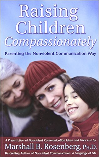 Book cover for Raising Children Compassionately