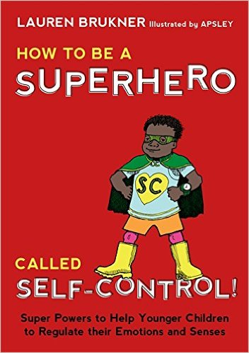 Book cover for How to Be a Superhero