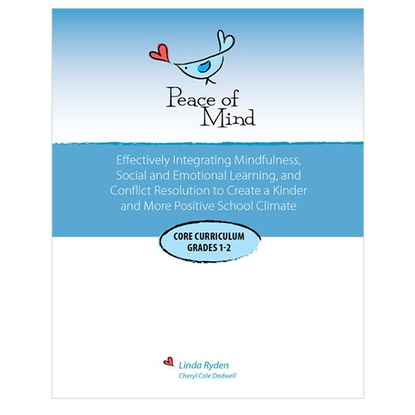 Book cover for Peace of Mind Grades 1-2