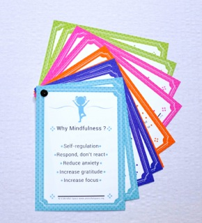 Picture for Mary Zambri Mindfulness Flashcards